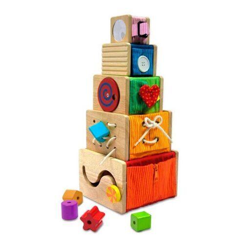 Деревянный подарок для детей 89