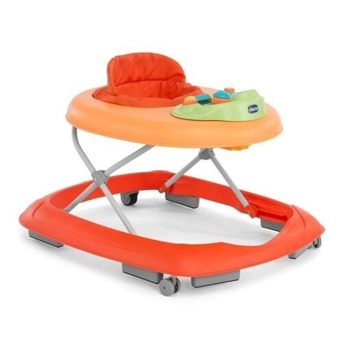 Ходунки Chicco Rainbow Baby Walker Mandarino