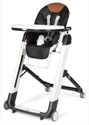 купить Стульчик Peg-Perego Siesta Follow Me Ebony