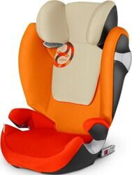 купить Автокресло Cybex Solution M-Fix. Расцветки: Autumn Gold, Passion Pink, Rebel Red