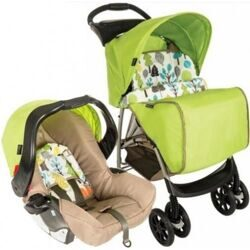 купить Коляска Graco Mirage Plus TS Bear Trail