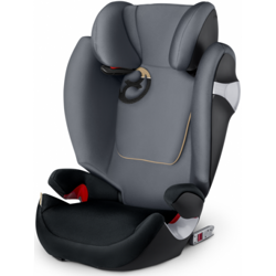 купить Автокресло Cybex Solution M-Fix Graphite Black