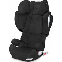 купить Автокресло Cybex Solution Q2-fix Plus Happy Black