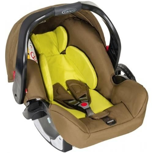 Автокресло Graco Junior Baby High End Olive