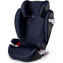 купить Автокресло Cybex Solution M-fix Midnight Blue