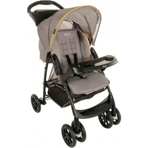 Коляска Graco Mirage Plus Yellow Grey