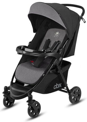 Коляска 2в1 CBX by Cybex Woya Travel System/Comfy Grey, Crunchy Red, Jeansy Blue, Smoky Anthracite