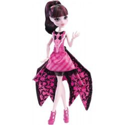 купить Monster High Дракулаура Летучая мышь