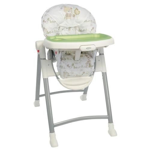 Стульчик Graco Contempo Benny and Bell