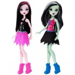 купить Monster High Черлидеры