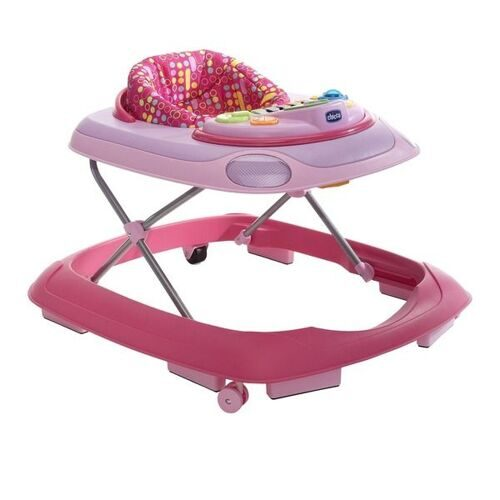 Ходунки Chicco Band Baby Walker Miss Pink